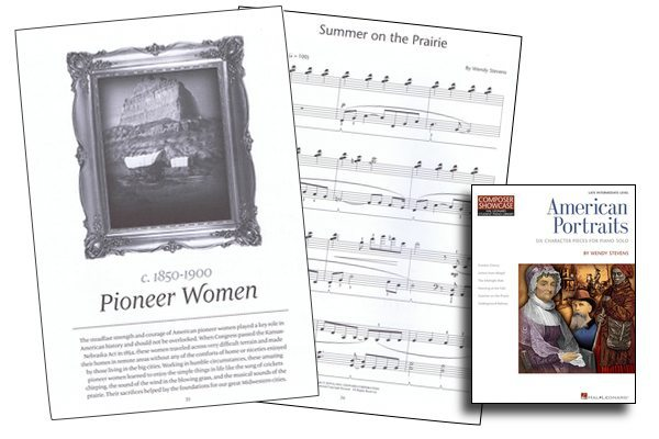 a musical tribute to women pioneers. Black Bedroom Furniture Sets. Home Design Ideas