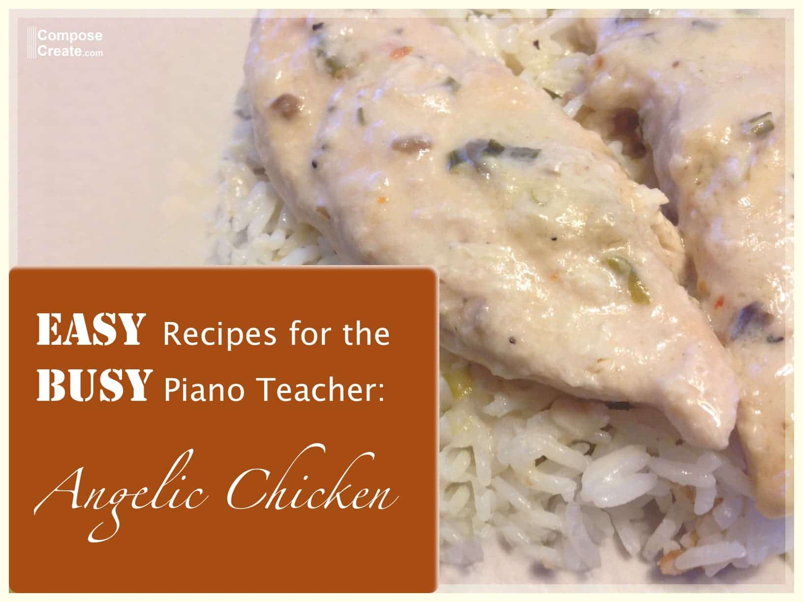 how to teach a chicken to play piano