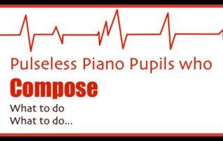 Teaching student composers with no rhythm | composecreate.com