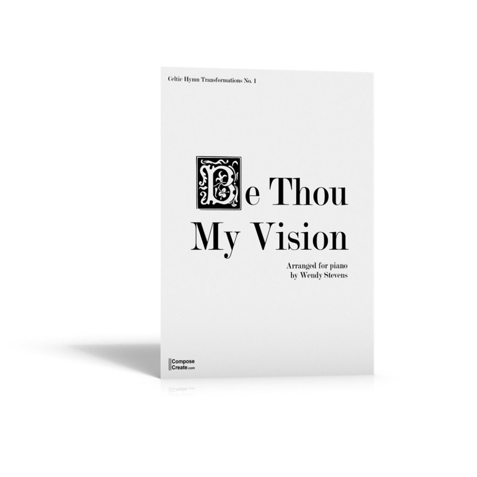 Be Thou My Vision Piano