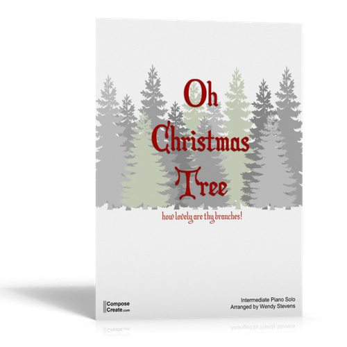 "The Song Oh Christmas Tree: NEW! ""Oh Christmas Tree"" Piano Solo"