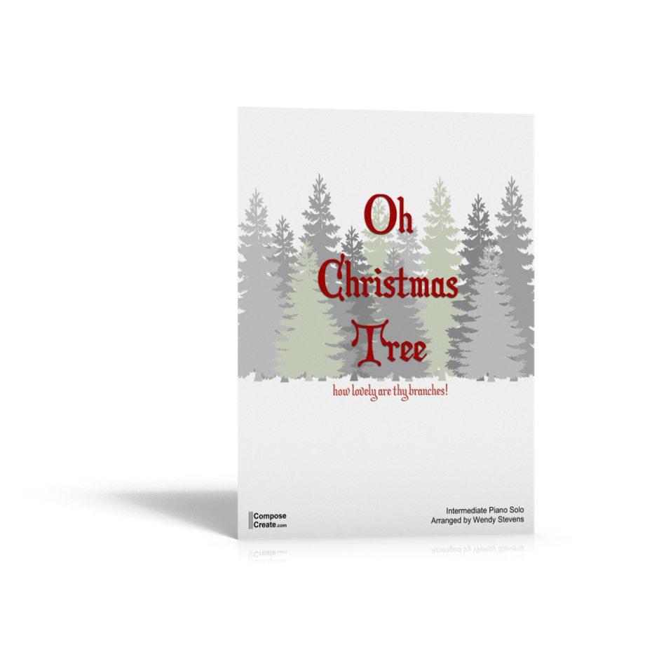 Oh Christmas Tree Wendy Stevens