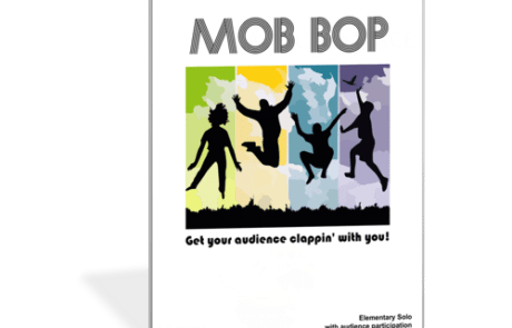 Mob Bop - Involve your audience with this elementary clapping piece | composecreate.com