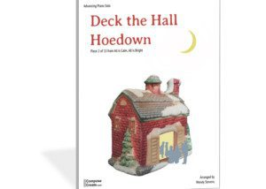 Deck the Hall Hoedown AIC 3d Small