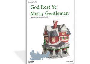God Rest Ye Merry Gentlemen AIC 3d Small