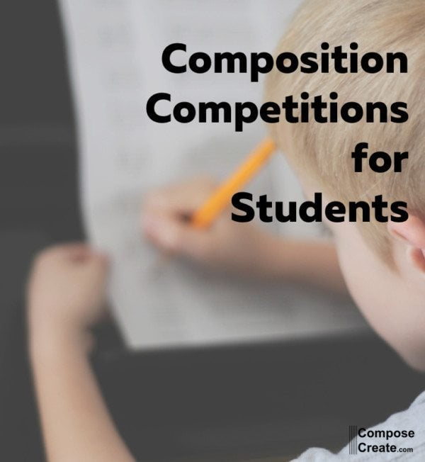 high school and competition essay