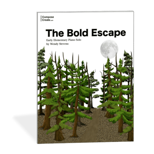 The Bold Escape by Wendy Stevens from composecreate.com