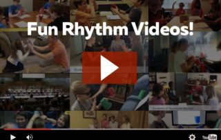 Fun Rhythm Cup Explorations videos