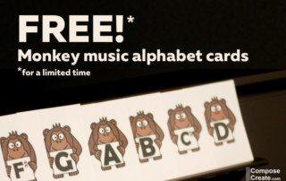 Monkey Music Theory Games