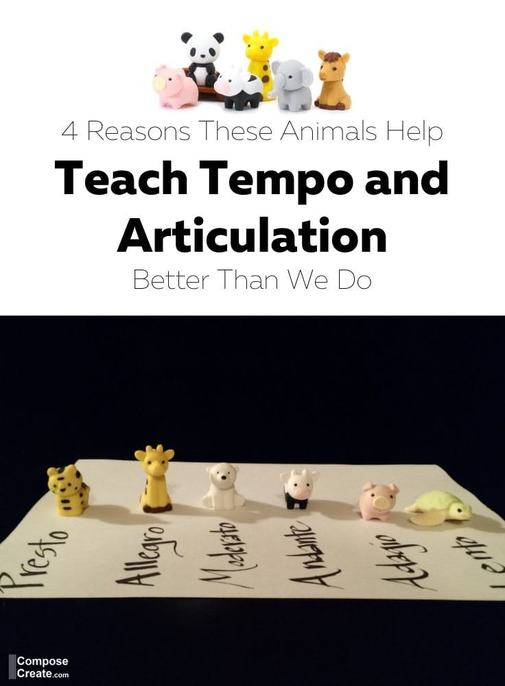 4 Reasons These Animals are Teaching Tempo and Articulation Better Than Most | composecreate.com
