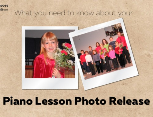 What You Need to Know About a Piano Lesson Photo Release (&Video)