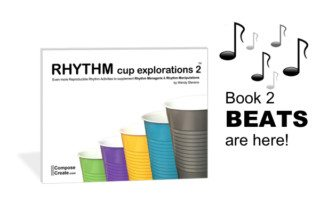 Rhythm Cup Explorations 2 Accompaniment Beats are finally here!