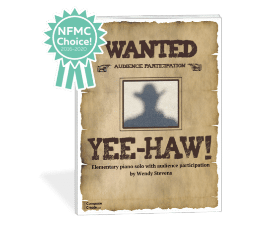 Yee-Haw by Wendy Stevens