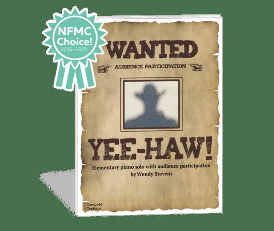 Yee-Haw by Wendy Stevens