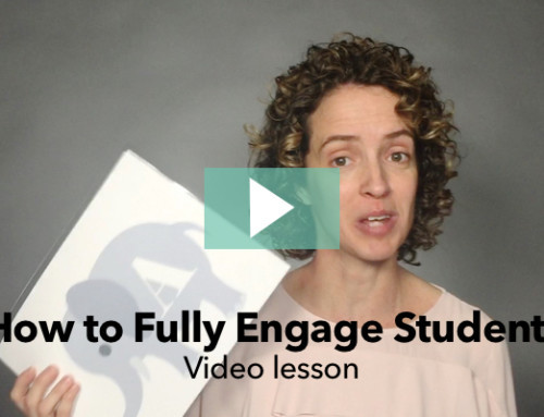 How to Engage Piano Students – Video Lesson 2