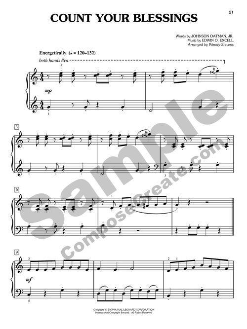 easy hymn solos 1 printed book. Black Bedroom Furniture Sets. Home Design Ideas