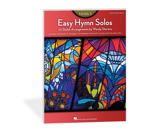 Easy Hymn Solos has reflective arrangements with the same artistry as Up Sandy Ripple Road