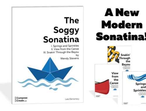 New Modern Sonatina!