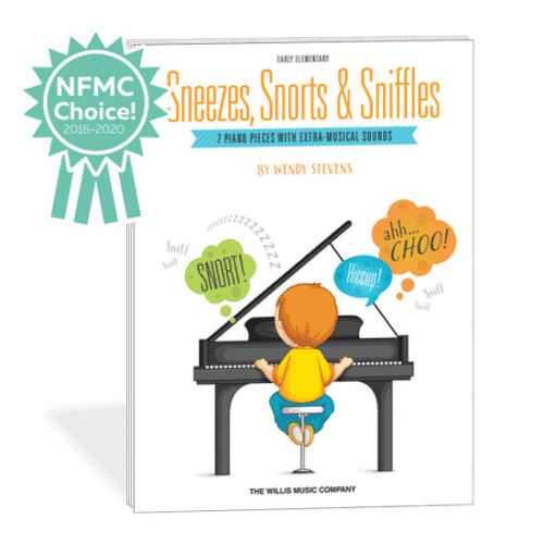 Sneezes Snorts and Sniffles by Wendy Stevens on ComposeCreate.com