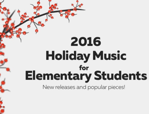 New Easy Holiday Music for Elementary Piano Students
