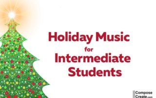 intermediate christmas piano solos and duets