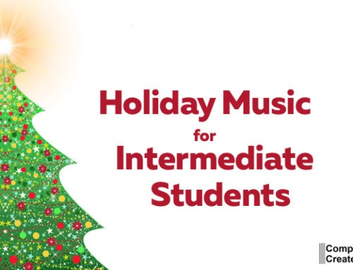New Intermediate Christmas Piano Solos (and a duet)!