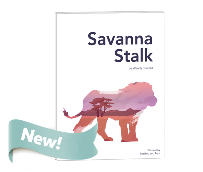 Savannah Stalk by Wendy Stevens