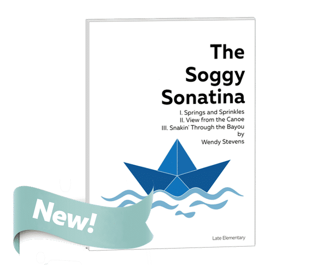 The Soggy Sonatina by Wendy Stevens