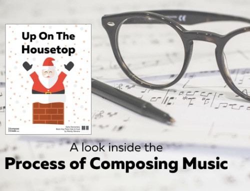 A Look Inside the Process of Composing Music – What's behind the NEW black key holiday piece!