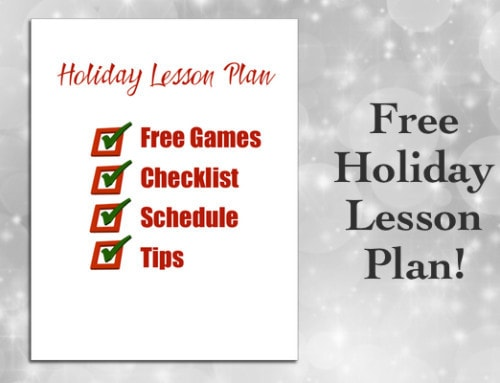 Free Holiday Music Lesson Plan