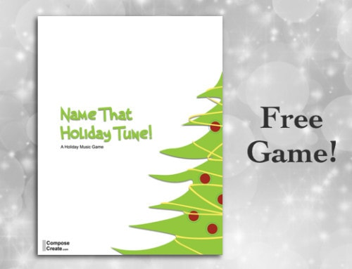 FREE Name That Holiday Tune Game!