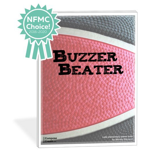 Buzzer Beater by Wendy Stevens