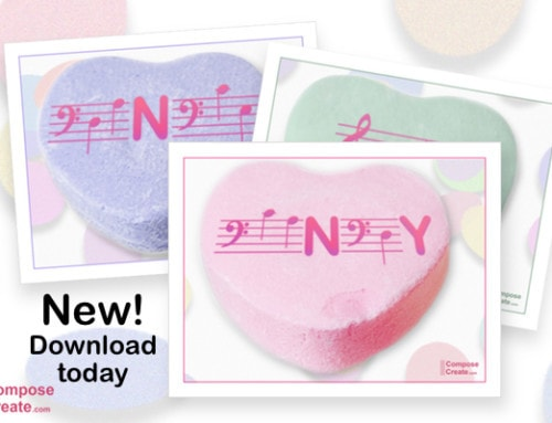 New 2017 Music Valentines – Free!