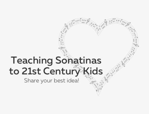 Share Your Sonatina Teaching Ideas – Win prizes!