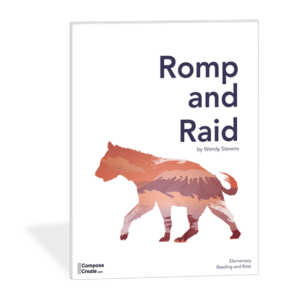 Romp and Raid - Piano Rote and Reading Piece