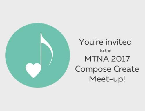 MTNA 2017 Meet Up!