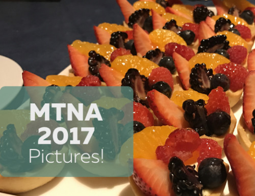 The Sweet Spirit at MTNA 2017!