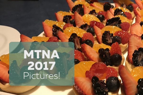MTNA 2017 Pictures from ComposeCreate.com