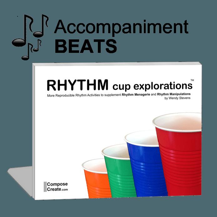 Rhythm Cup Explorations 1 Beats