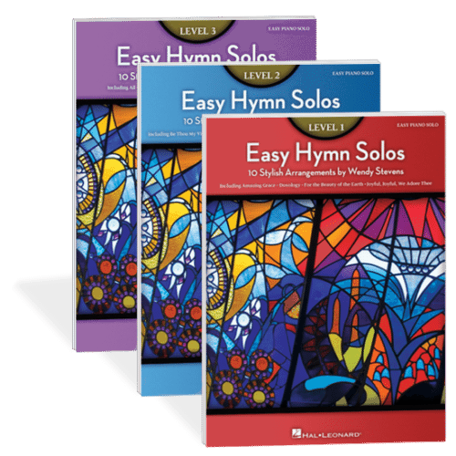 Easy Hymn Solos by Wendy Stevens