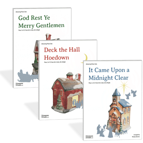 get free 2017 holiday music recordings!