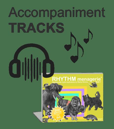 Rhythm Menagerie Accompaniment Tracks