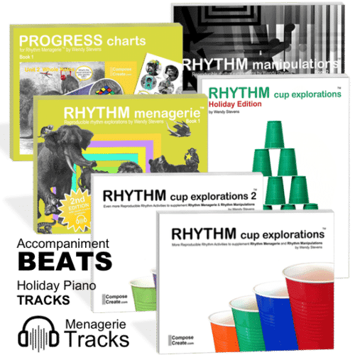 Rhythm Curriculum Bundle