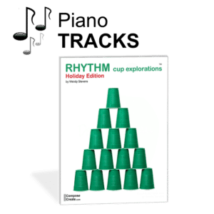 Holiday Rhythm Cup Explorations Tracks