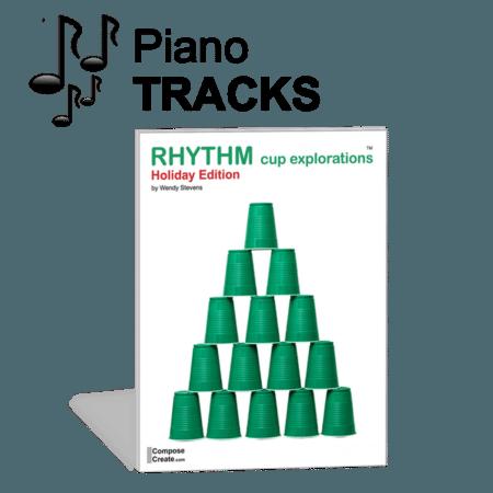 Holiday Rhythm Cup Explorations Tracks