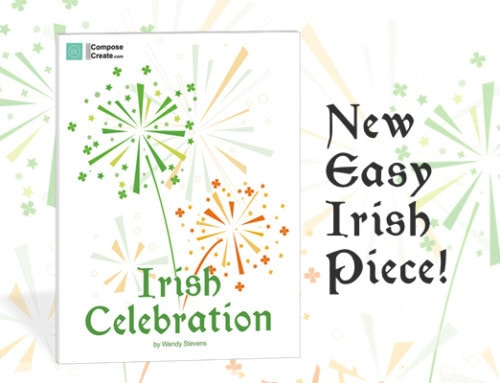 New Easy Irish Piano Music + The Problem with Gender Specific Covers