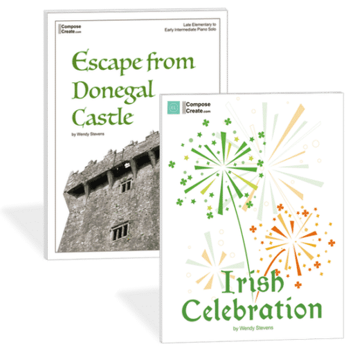 An Irish Celebration with Escape From Donegal Castle